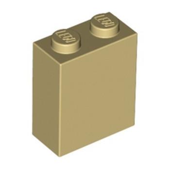 LEGO 4159279 BRICK 1X2X2 - TAN
