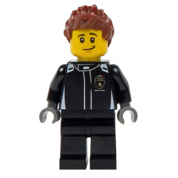 Minifigure Lego® Speed Champions - Pilote