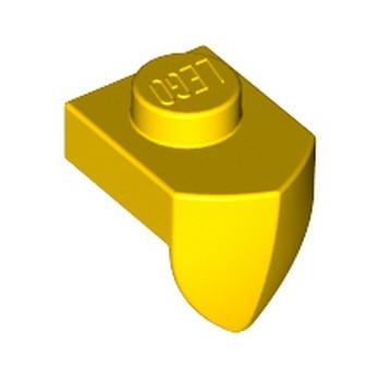 LEGO 6047218 HOLDER Ø3.2 W/TUBE Ø3.2 HOLE - YELLOW