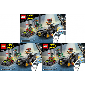 Instruction Lego Batman™ vs. The Joker™ 76180