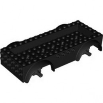LEGO 6326914 CAR CHASSIS 6X16X2 - BLACK
