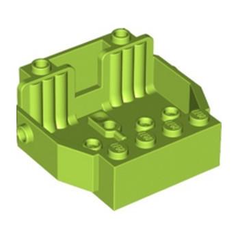 LEGO 6345818 WAGGON CABIN W. SEATS - BRIGHT YELLOWISH GREEN