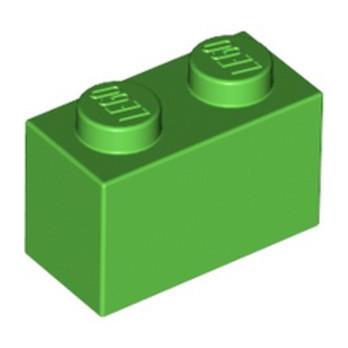 LEGO 4647553 BRICK 1X2 - BRIGHT GREEN