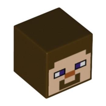 LEGO 6162384 STEVE'S HEAD - MINECRAFT