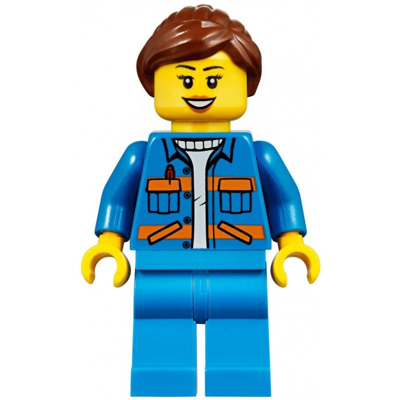 Minifigure LEGO® City - Worker