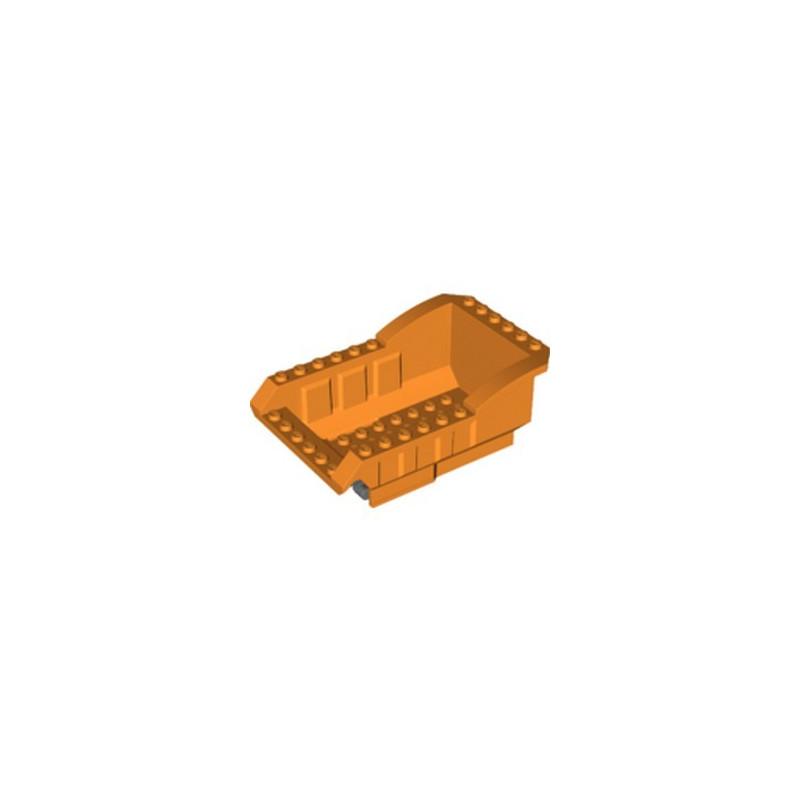 LEGO 6251116 SKIP 8X12X5, ASSEMBLY - ORANGE