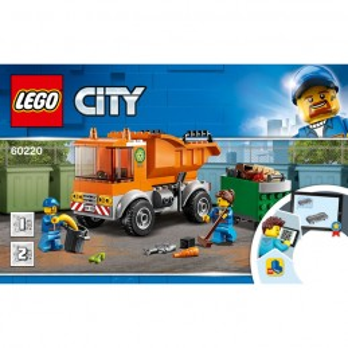 Instructions Lego City 60220