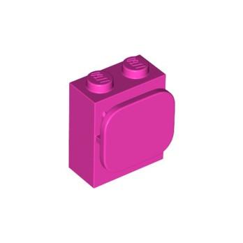 LEGO 6303125 BRICK 1X2X2 / FONCTION - DARK PINK
