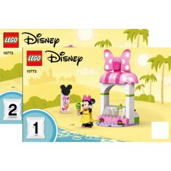Instruction Lego Disney 10773
