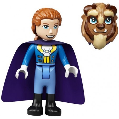 Minifigure Lego® Disney - Beast