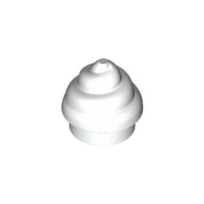 LEGO 6292800 1X1 DECORATION TOP - WHITE