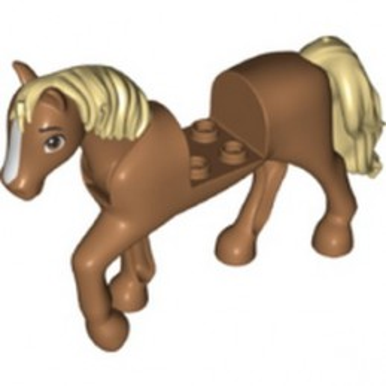 LEGO 6342978 HORSE - MEDIUM NOUGAT