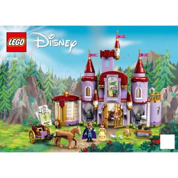 Instruction Lego Disney 43196