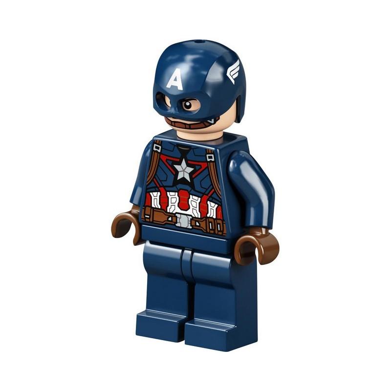 Minifigure LEGO® Marvel Avengers - Captain America