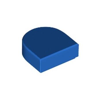 LEGO 6268862 FLAT TILE 1x1 ½  - BLUE
