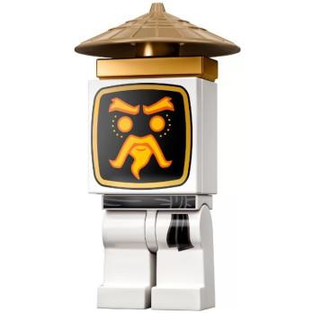 Mini Figurine LEGO® : Ninjago - Wu Bot