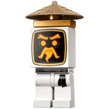 Minifigure LEGO® : Ninjago - Wu Bot