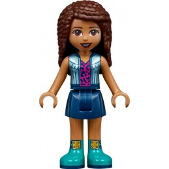 Minifigure Lego® Friends - Andréa