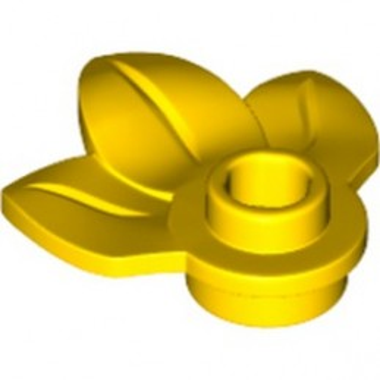LEGO 6286830 PLANT LEAVES - YELLOW