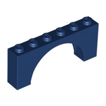 LEGO 6350524 ARCH 1X6X2 - EARTH BLUE
