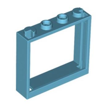 LEGO 6343600 FRAME 1X4X3 - MEDIUM AZUR