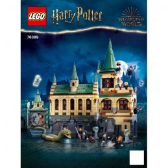 Instructions Lego Harry Potter 76389