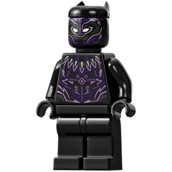 Minifigure Lego® Super Heroes Marvel - Black Panther