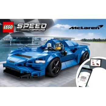 Instructions Lego® Speed Champions 76902