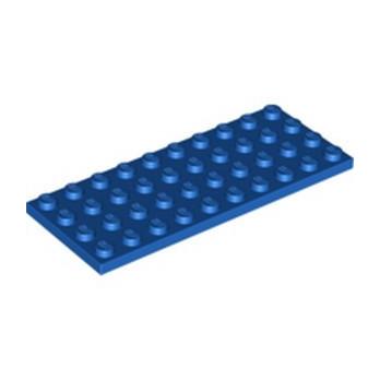 LEGO 303073 PLATE 4X10 - BLUE