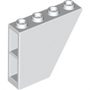 LEGO 6305747 SLOPE INV. 1X4X3 60° - WHITE