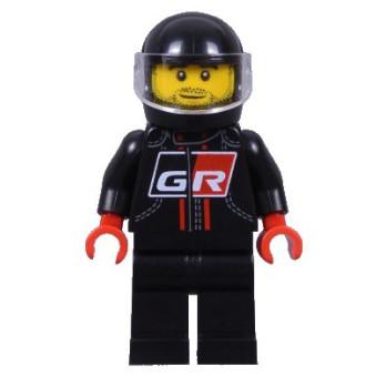 Minifigure Lego® Speed Champions - Pilote GR
