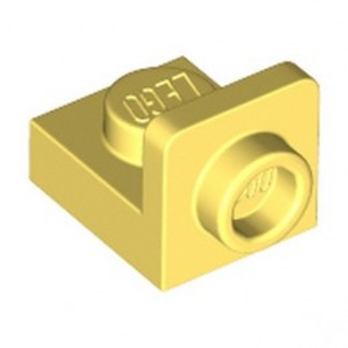 LEGO 6236034 PLATE 1X1 HAUT- COOL YELLOW