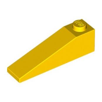 LEGO 4656699 SLOPE 1X4X1 - YELLOW