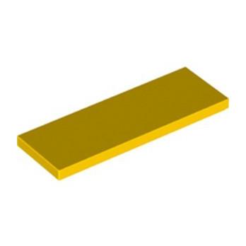 LEGO 6329869 FLAT TILE 2X6 - YELLOW