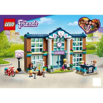 Instruction Lego Friends 41682