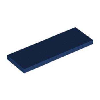 LEGO 6326191 FLAT TILE 2X6 - EARTH BLUE