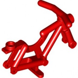 LEGO 6350697 BICYCLE FRAME - RED