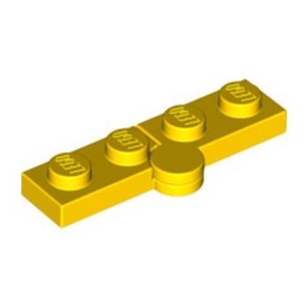 LEGO 6102768 HINGE PLATE 1X2 - YELLOW