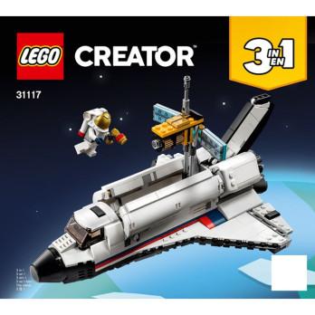 Instruction Lego Creator 31117