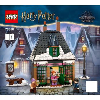 Instruction Lego Harry Potter 76388