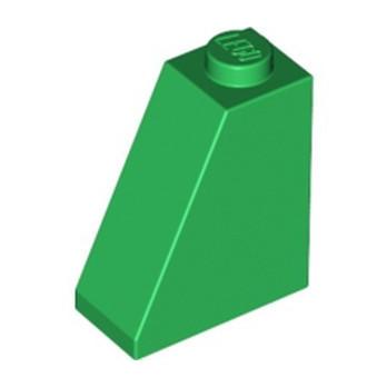 LEGO 6327216 ROOF TILE 2X1X2 - DARK GREEN