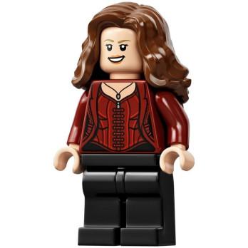 Minifigure LEGO® Marvel Avengers - Sorcière rouge