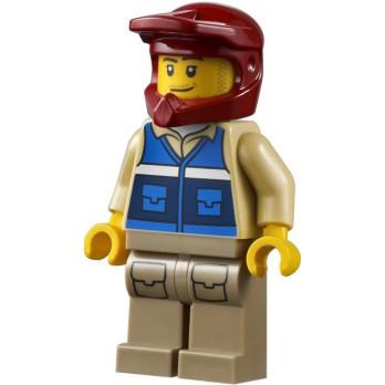 Minifigure LEGO® City - First Aid