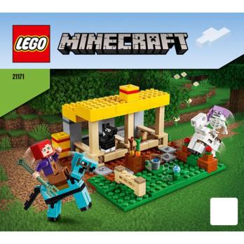 Instructions Lego Minecraft 21171