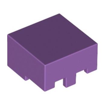LEGO 6192830 MINECRAFT HELMET - MEDIUM LAVENDE