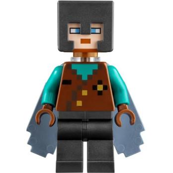 Minifigure LEGO® : Minecraft - Pilot