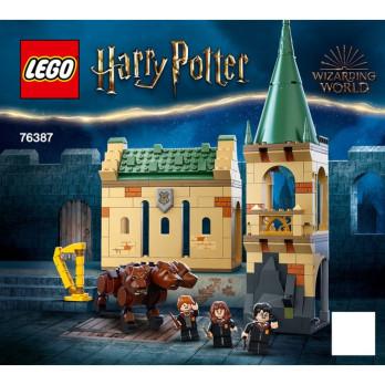 Instruction Lego Harry Potter 76387