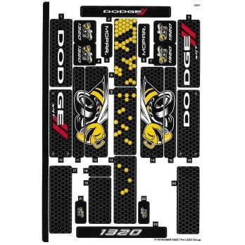 Stickers Lego® Speed Champions 76904-2