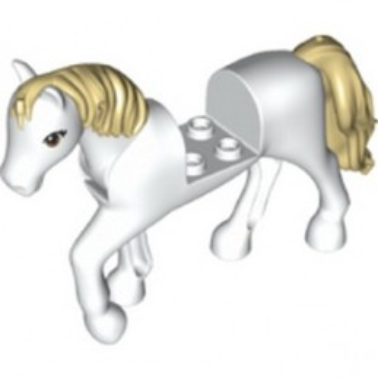 LEGO 6344389 HORSE - WHITE