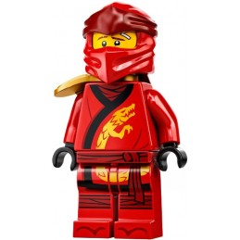 Minifigure LEGO® : Ninjago - Kai